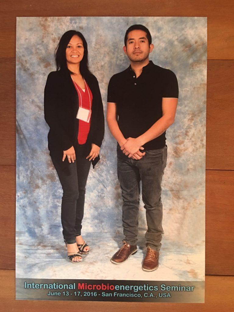 Rosita en dr. Miguel Ojeda Rios